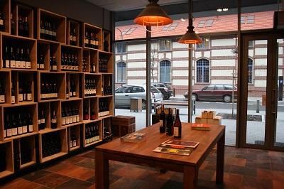 Klub CELLARIO - sklep z winem w KrakowieFoto